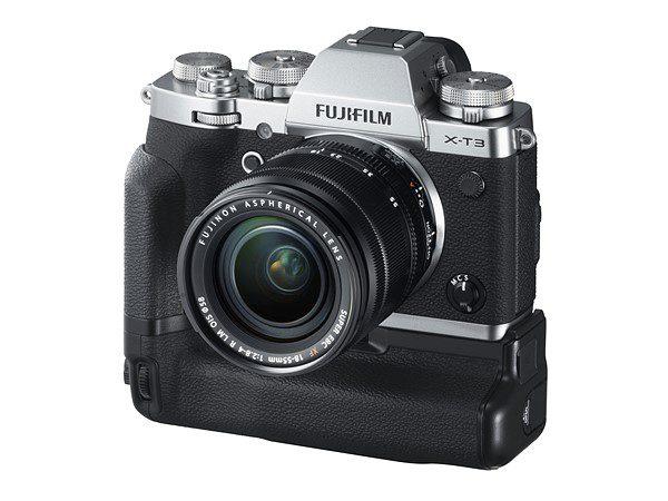 Fujiflim X-T3+Grip