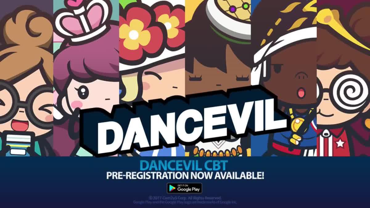 [ตัวอย่างเกม] Dancevil เกมใหม่สายเต้นจาก Com2uS