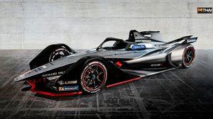 Nissan ประกาศเข้าซื้อหุ้น อี.แดมซ์ เสริมความแข็งแกร่งในการแข่งขัน Formula E
