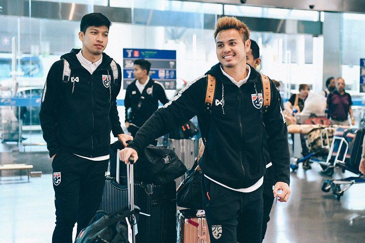 นิชิโนะ นำทีมชาติไทย บุกฮานอย เตรียมลุยเวียดนาม คัดบอลโลก