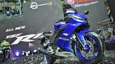 Maverick Vinales บินตรงเปิดตัว Yamaha R15 v3.0 ที่ไทย