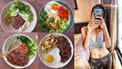 อาหารคลีนลดน้ำหนัก พุงยุบ ไขมันหาย แค่เปลี่ยนไลฟ์สไตล์การกิน
