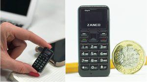 เล็กกว่านี้มีอีกไหม? Zanco tiny t1 มือถือที่เล็กที่สุดในโลก เล็กจนเกือบเท่าเหรียญ