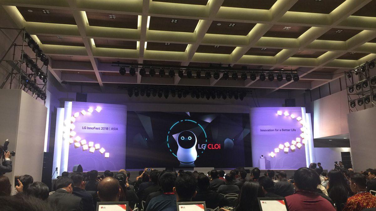 LG Innofest 2018 เปิดตัวนวัตกรรม Smart AI ThinQ ระบบการสั่งการด้วยเสียง ที่ช่วยให้ชีวิตง่ายขึ้น