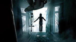 ไม้กางเขนช่วยได้ไหม!? ในโปสเตอร์ภาพยนตร์ล่าสุด The Conjuring 2