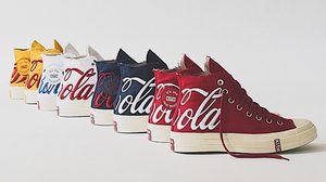 Coca Cola x Converse x KITH เตรียทปล่อยคอลเลคชั่นรองเท้า Chuck Taylor สุดคลาสสิค