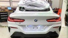 ภาพหลุด! โฉมใหม่ BMW Series 8 Coupe