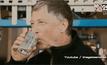 ทดสอบเครื่องกรองน้ำจากอุจจาระมนุษย์