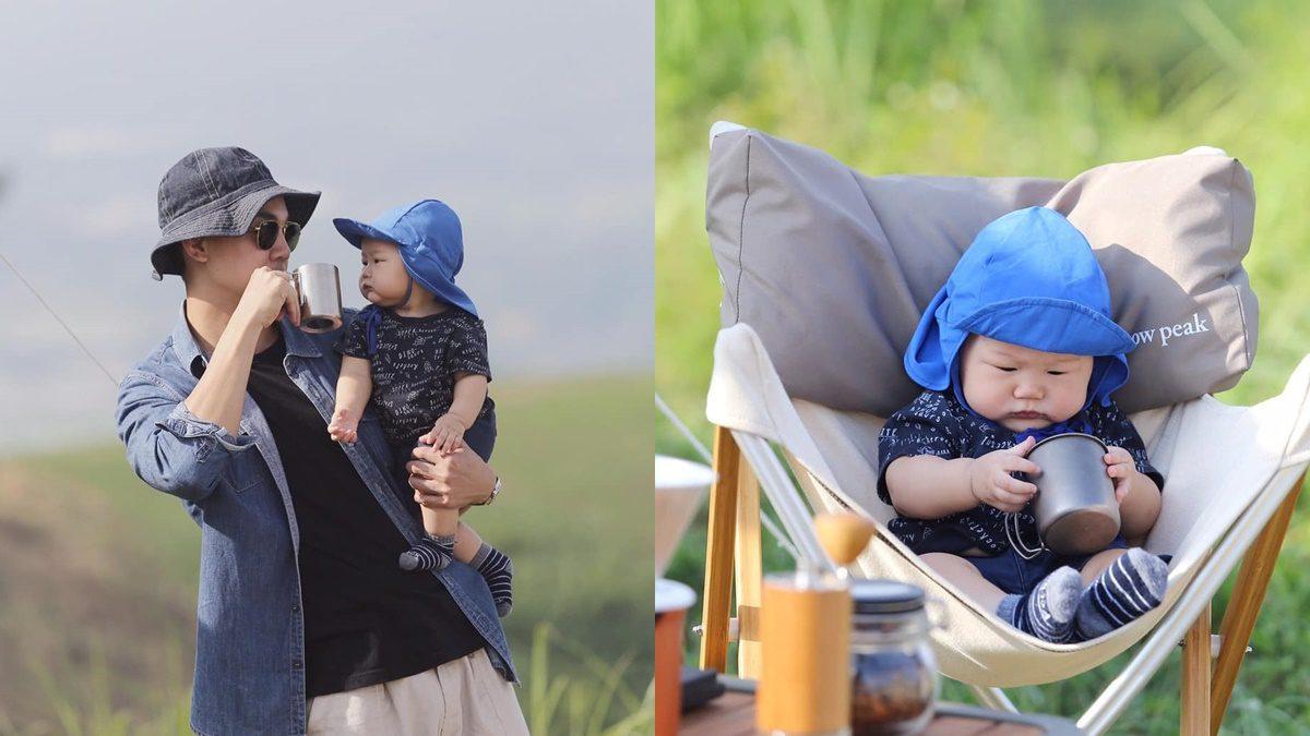 โมเมนต์น่ารัก น้องเก้า และคุณพ่อกิก ดนัย ไปเที่ยวที่ไหนไปด้วยกันตลอด