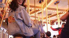กุ๊กเกล นักข่าวสาวสวย Mono29 กับวันสบายๆ ที่ Hong Kong Disneyland
