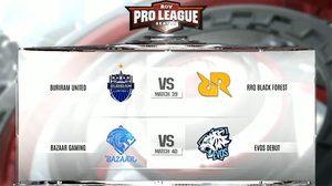 ผลการแข่งขัน RoV Pro League Season 3 Week6 Day2