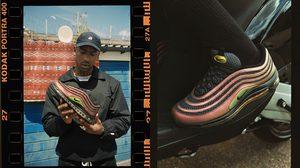 Nike X Skepta เปิดตัว Air Max 97 Sk สีสันแห่งโมร็อกโก วางจำหน่ายวันที่ 2 กันยายนนี้