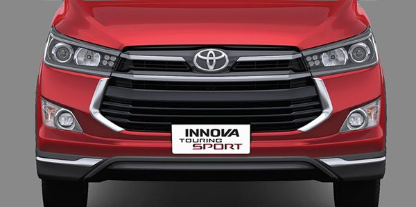 Toyota Innova Crysta Leadership Edition