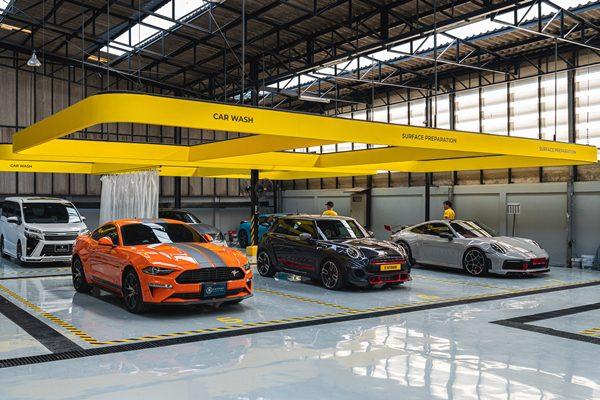 B Autohaus Auto Color Lab