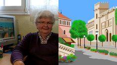 เทพเวอร์ ยายวัย 80 วาดรูปด้วย MS Paint งานออกมาอย่างเจ๋ง