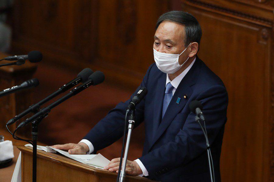 นายกฯ ญี่ปุ่นตั้งเป้า 'เปลี่ยนสู่ดิจิทัล-สร้างสังคมสีเขียว'
