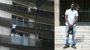 ฝรั่งเศสมอบสิทธิพลเมืองให้ 'สไปเดอร์แมนแห่งปารีส' ฮีโร่ช่วยเด็กเฉียดตกตึก