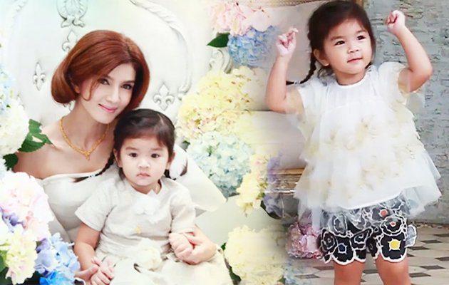 Dichan 934 Love is Love : คุณแม่โบว์ แวนดา และน้องมะลิ พาขวัญ