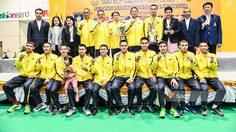 ทีม ตะกร้อ ชายไทย พลิกแซงชนะ อินโดนีเซีย คว้าแชมป์คิงส์คัพ สมัยที่ 32