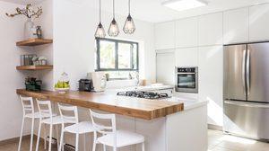9 ไอเดียแต่ง ห้องครัวสีขาว โปร่งสบายเรียบง่ายและมีสไตล์สุดๆ