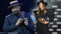 ป๊อบ ปองกูล – ปาล์มมี่ คว้า 'นักร้องนำยอดเยี่ยม' The Guitar Mag Awards 2019