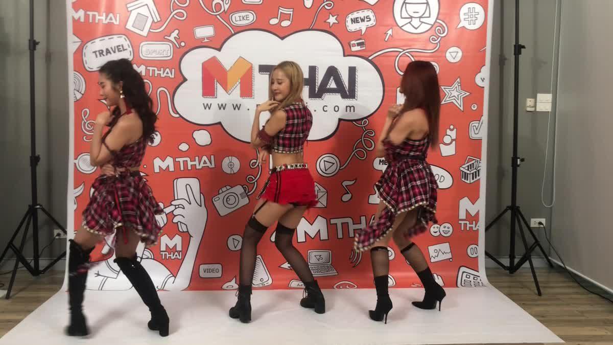 เซ็กซี่เต็มเพลง! หมอนเน่า ซิงเกิ้ลแรกจาก NJP เนย แจม พิกเก็ต