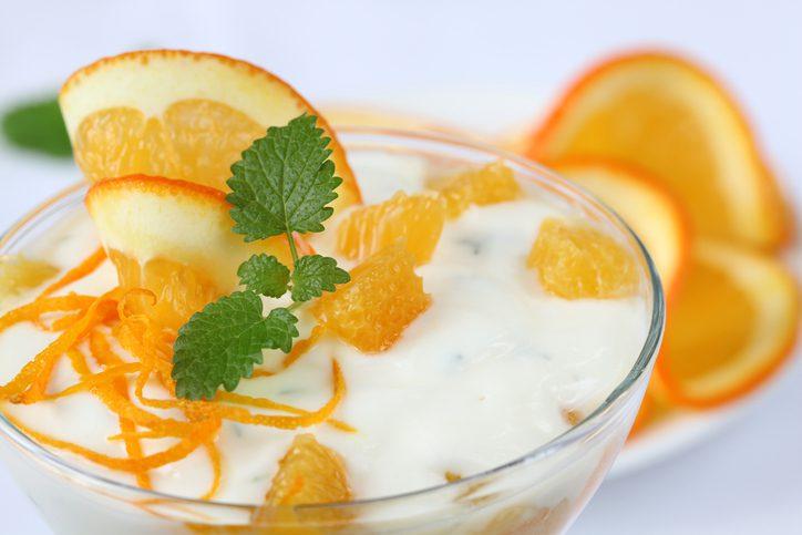 โยเกิร์ตส้ม