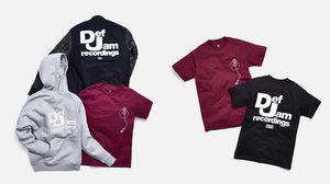 KITH เปิดตัวคอลเลคชั่นฉลองครบรอบ 35 ปี Def Jam Recordings