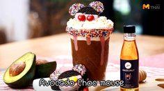 วิธีทำ Avocado Chocolate mouse เครื่องดื่มน่ารักๆ แถมมีประโยชน์