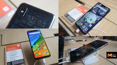 เปิดตัว Xiaomi Mi 8 Lite และ Mi 8 Pro ในประเทศไทย พร้อมสัมผัสเครื่องจริง กับสเปคแรงราคาเบาๆ
