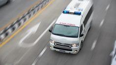 รถพยาบาลฉุกเฉิน เปิดแต่ไฟแต่ไม่เปิดเสียงไซเรน ต้องหลบรถให้หรือไม่?