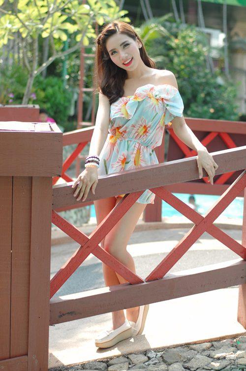 สาวเก่ง หลิงหลิง-วนาภรณ์ ดีกรี My beautydiary ม.กรุงเทพ