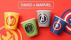 DIASO x MARVEL