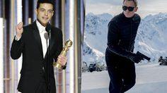 รามี มาเลก ถูกหมายตาให้กลายเป็นตัวร้ายคนสำคัญในหนังสายลับ 007 ภาคที่ 25