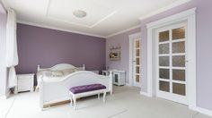 12 ไอเดียแต่ง ห้องนอนสีม่วง ลาเวนเดอร์ชวนหลับฝันดี