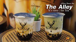 เปิดตัวอย่างเป็นทางการ The Alley สาขาแรกในไทย สยามสแควร์วัน