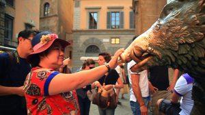 รายการผีเสื้อเดินทาง พาไปเที่ยวฟลอเรนซ์ เมืองศิลปะแห่งอิตาลี ในวันเสาร์ที่ 25 ม.ค.นี้