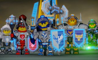LEGO Nexo Knights มหัศจรรย์อัศวินเลโก้ ปี 4