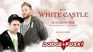 สายตื๊ดเตรียมวอร์มร่าง ใน Exclusive Pre-party  KEY TO WHITE CASTLE 2018