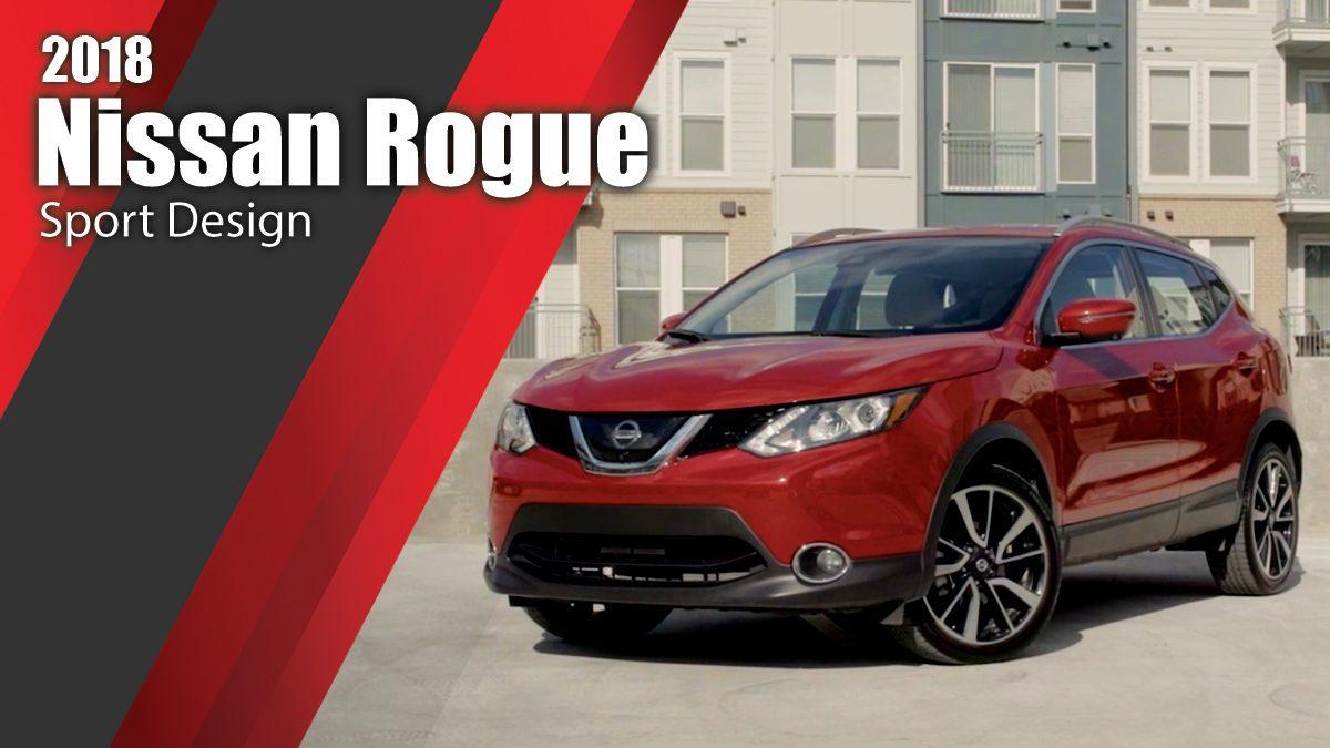 2018 Nissan Rogue Sport Design