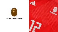 เอาใจสายกีฬา!! BAPE x adidas เปิดตัวคอลเลคชั่นใหม่ ต้อนรับฟุตบอลโลก 2018