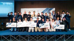 2 นักศึกษาไอเดียเจ๋ง แท็กทีมคว้าแชมป์ ประกวดแบบบ้านลักชัวรี่ : THE PHENOMENON 2