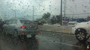 กทม.ฝนตกหนักหลายพื้นที่ น้ำท่วมขังจราจรติดขัด