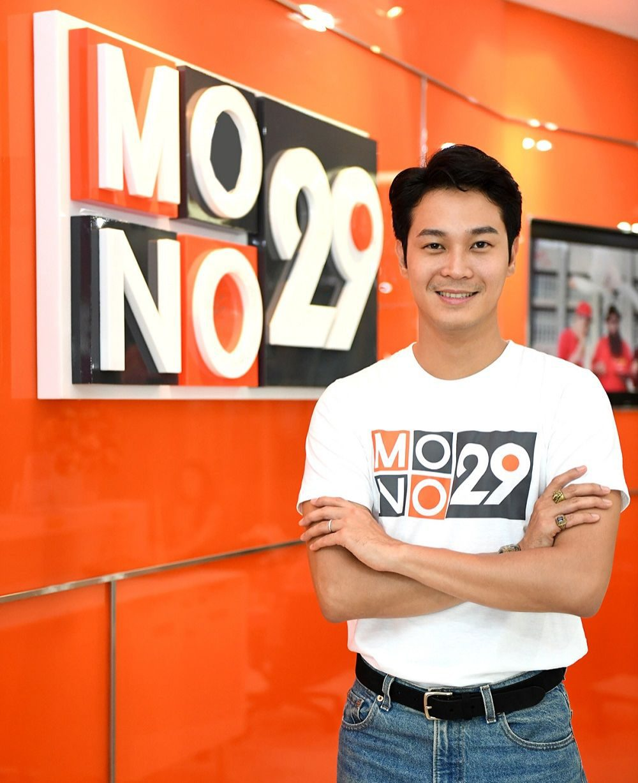 ท็อป ทศพบ ผู้ประกาศช่อง MONO29