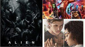 Alien: Covenant เปิดตัวสุดสัปดาห์แรก เบียด Guardians 2 หล่นจากอันดับหนึ่งบ็อกซ์ออฟฟิศสหรัฐฯ