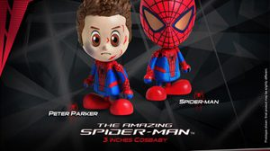 Hot Toys' The Amazing Spider-Man Cosbaby Set