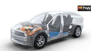 Toyota ร่วมมือ Subaru สร้างแพลต์ฟอร์มรถยนต์ไฟฟ้ารุ่นแรก
