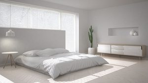 ไอเดียแต่ง ห้องนอนสีขาว สวยสบายตาน่าพักผ่อนสุดๆ