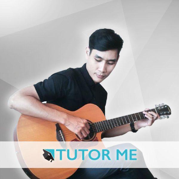 Nasorn guitar online @TUTORME