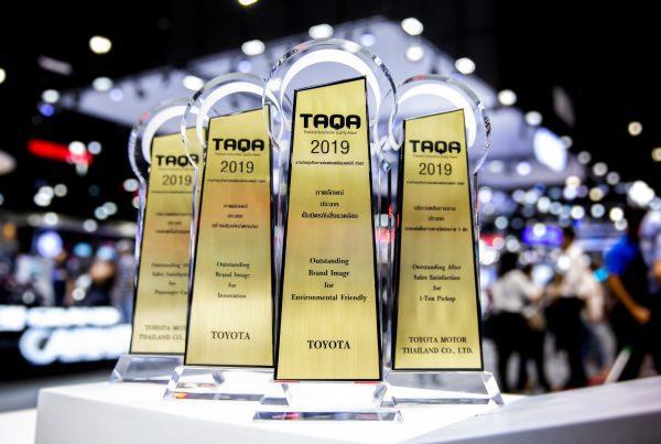 Toyota TAQA 2019